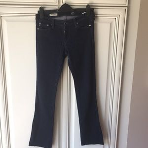 AG slim boot jean size 28r